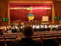 «Регионалы» продолжают терять в облсовете депутатов