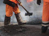Начался ремонт трассы «Запорожье-Днепр» (Видео)