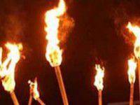 В центре Запорожья пройдет факельное шествие