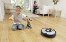 Новое приобретение, или сказ о незаменимой помощи роботов-пылесосов