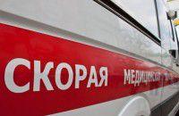 В Запорожье за рулем служебного автобуса умер водитель