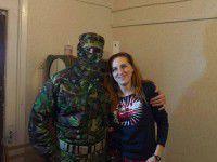 Батюшка из России оставил пятеро детей, чтобы воевать на украинской стороне