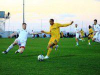 Запорожский «Металлург» не смог доиграть матч из-за агрессивного соперника