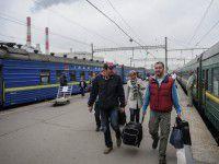 Изменится время движения поезда «Запорожье-Киев»