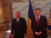 Президент представил в Запорожье нового губернатора