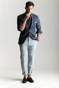 Michael-Bastian-x-Barneys-SS12-men-style-blue-jacket-sockless-summer-fashion