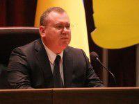 Запорожский губернатор отказался от первой зарплаты