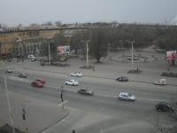 Веб-камеры Запорожья: площадь Маяковского (фонтан)