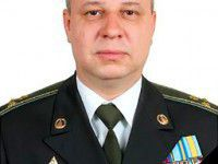 В зоне АТО погиб полковник из Бердянска