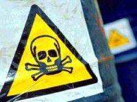 Работник запорожского завода опрокинул на себя бочку с ядовитым веществом
