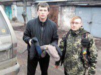 Запорожского волонтера призвали в армию
