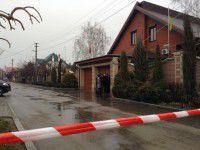 В сети появились фото с места смерти Александра Пеклушенко