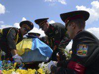 В Запорожье сегодня похоронят генерала и ветерана ВОВ