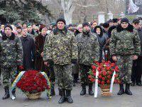 В Запорожье пройдет митинг в годовщину начала АТО