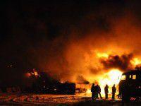 На пожаре в запорожском селе получил ожоги 9-летний мальчик