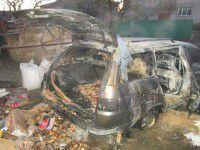 Парень поджог два авто, чтобы отомстить работникам интерната