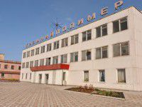 На запорожском заводе произошел взрыв