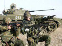 Запорожские военные уедут тренироваться с американскими десантниками
