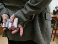 В Запорожской области работника военкомата задержали за взятку
