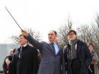 Министр транспорта будет искать на запорожские мосты 200 миллионов