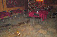 В Запорожской области посетители устроили стрельбу в кафе