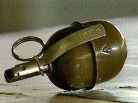 На запорожском блокпосту задержали военного с гранатами