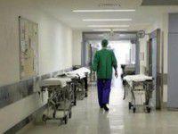 В запорожский госпиталь после пожара доставили танкистов