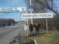 Запорожские фанаты почти сутки шли пешком на матч любимой команды