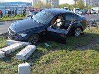 В сети появилось видео ДТП возле «Дубовки», в котором погиб 17-летний парень