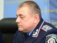 Суд постановил арестовать экс-начальника запорожской милиции