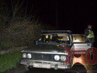 Трое бердянцев перевозили в машине труп