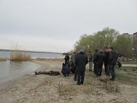 В Бердянске к берегу прибило тело мужчины