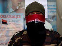 В Запорожье формируют батальон «Правого сектора»