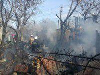 В Запорожской области сгорели три человека, в том числе ребенок