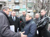 В Запорожье обещают открыть новую трамвайную остановку ко Дню Победы