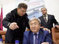 Запорожский мэр оспорил штраф за нецензурную брань в адрес Ляшко