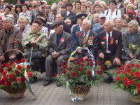 В Запорожье отменили парад ко Дню Победы