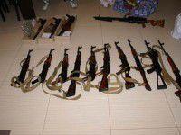 В Запорожье задержали крупную партию оружия из зоны АТО