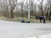 В Запорожье задержали убийцу, бросившего тело женщины на обочине