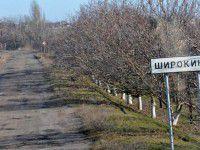 Запорожский волонтер стал свидетелем обстрелов на Пасху в зоне АТО