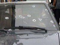 В Запорожской области обстреляли машину с военными