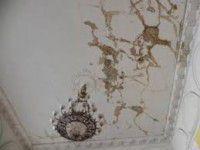 В Запорожье на детей обрушился потолок