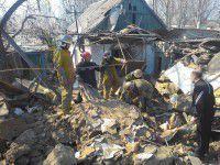 Хозяин взорвавшегося в Мелитополе дома хотел покончить с собой — СМИ