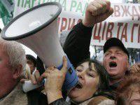 В Запорожье перед началом сессии горсовета пройдет пикет