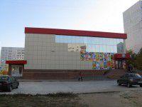 Ночью в Запорожской области загорелся торговый центр