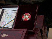 Президент посмертно наградил троих запорожских бойцов