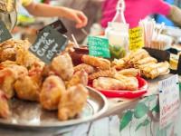 В пятницу в Запорожье впервые состоится фестиваль уличной еды