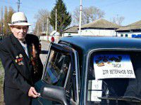 В Запорожье 8 и 9 мая ветеранов будут возить бесплатно