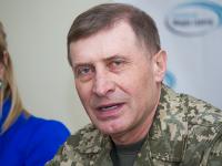 Заместитель военного комиссара уходит воевать под Донецк