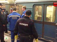 Житель Запорожской области бросился под поезд в питерском метро